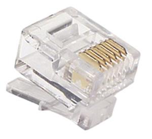 Access CommunicationsMODULAR PLUG 6P6C FLT/ST