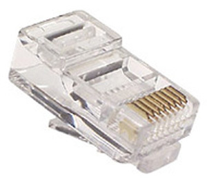 Access Communications MODULAR PLUG 8P8C RND/SOL