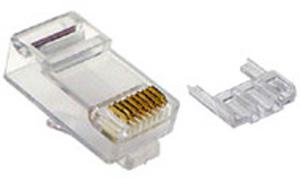 Access CommunicationsMODULAR PLUG CAT 6 8P8C STRANDED