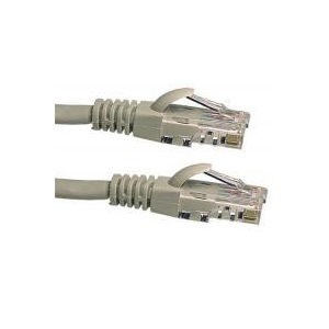 Access Communications PATCH LEAD CAT5E 0.25M ASH GREY