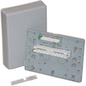 KroneFDP BOX WITH EARTH STRIP 20 PAIR