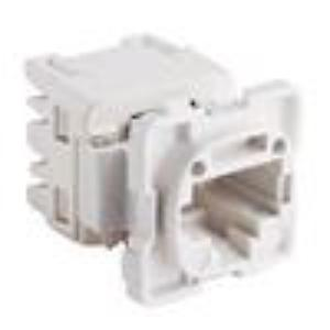 KroneRJ45 COPPERTEN C6A OUTLET WHITE