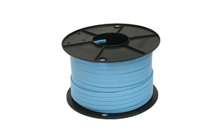 Advance CableCABLE FLAT 3 CORE & EARTH 1.5MM BLUE