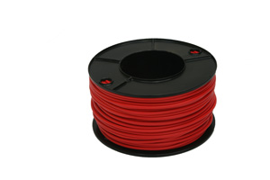 Advance Cable CABLE SILICON RUBBER 50/.25 RED