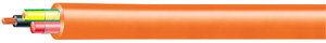 Advance Cable CABLE ORANGE CIRCULAR 2 C & E 2.5MM