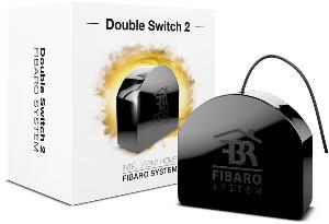 FibaroFIBARO 2X1.5KW RELAY SWITCH W/MONITORING