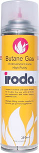 Altronic Dist.IRODA BUTANE GAS REFILL 250ML