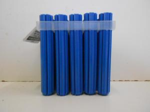 Ampere Electrical WALL PLUGS FRAME PACK BLUE 50MM X