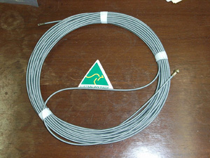 Ampere Electrical PULL THROUGH SPRING 20M