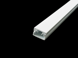 Aussie Duct TRUNKING MINI WHITE 16 X 10MM