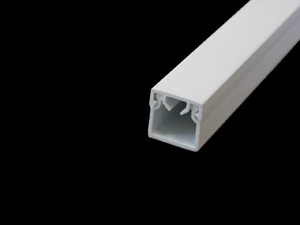 Aussie Duct TRUNKING MINI WHITE 16 X 16MM