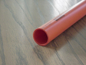 Aussie Duct CONDUIT HD 32MM ORANGE (10L BUNDLE)