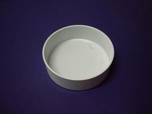 Aussie DuctEND CAP 100MM WHITE