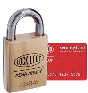 LockwoodPADLOCK POWER INDUSTRY KEYED ALIKE