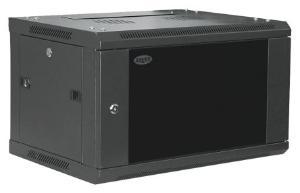 B & R ProductsAUSRACK WALL ONYX  6RU 450MMD REAR FRAME