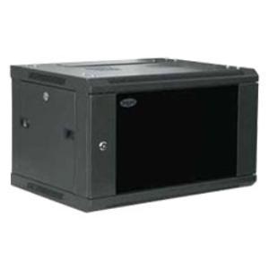 B & R ProductsAUSRACK WALL ONYX  6RU 450MMD NO FRAME