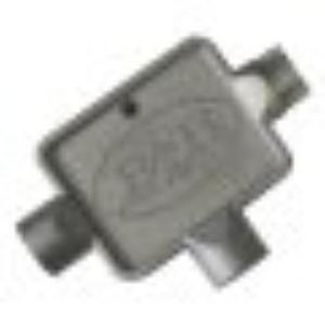 B & R Products 17852 METAL KEY 3 INSERT