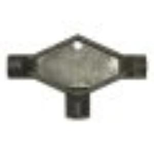 B & R ProductsSPARE KEYS MOULDED
