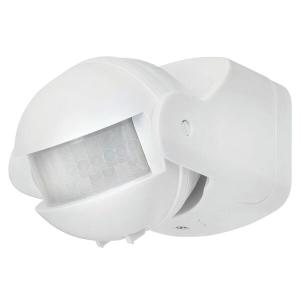 Brilliant Lighting UNI-SCAN 180D PIR SECURITY SENSOR WHITE