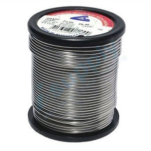 Consolidated AlloysRESIN CORE SOLDER 40/60 1.6X500G 1101438