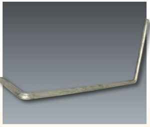 DNN WET AREA EARTH SLAB BAR (Z BRACKET)