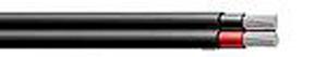 Elcon CablesCABLE SOLAR FIG.8 4MM 120o TUV BLACK