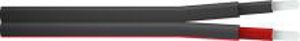 EltechCABLE SOLAR FIG 8 4MM RED BLACK SHEATH