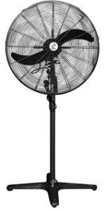 Fantech FAN PEDESTAL OSCILLATING 630MM 3 SPEED