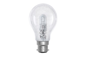 Crompton LightingER42WBCP LAMP ER HALOGEN A55 42W BC PRL