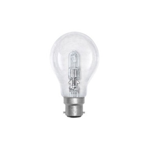Crompton Lighting LAMP HALOGEN IRC 42W BC CLEAR