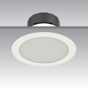 Haneco Lighting 9W D/L BUILT-IN DRIVER; 3K WH