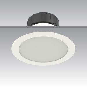 Haneco Lighting9W D/L BUILT-IN DRIVER; 3K WH