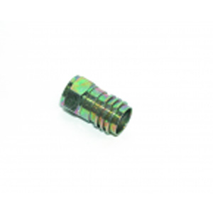Hills RG6 F TYPE CONNECTOR CRIMP (PACK OF 10)
