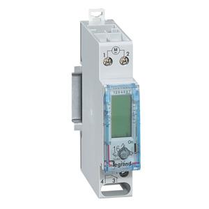 Legrand ElectricalsMICROREX TIMER DIGITAL 1CH 16A 1MOD WEEK
