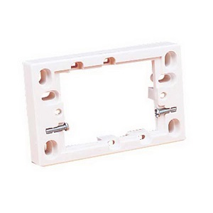 HPM Industries MOUNTING BLOCKS WHITE