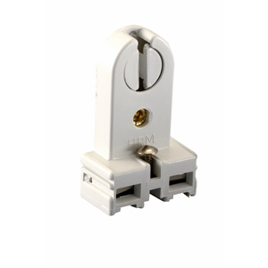 HPM Industries LAMPHOLDER FLUORESCENT TOMBSTONE LOCK