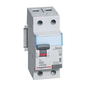 Legrand Electricals RCCB (TX3) 40A 2P  AC30MA230V