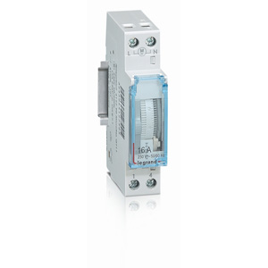Legrand Electricals TIME SWITCH ANALOG & RESERVE