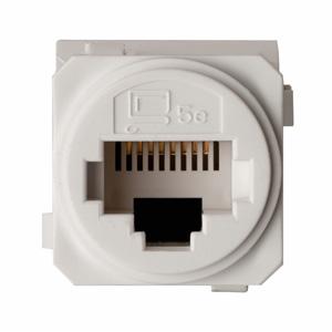 Legrand ElectricalsE-MEC CAT-5E RJ45 DATA-SOCKET WHITE