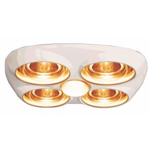 HPM Industries INSTANT HEAT 4 C/W 4 LAMPS EXHAUST&LIGHT