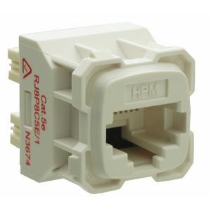 HPM IndustriesCOMM SOCKET CAT5E RJ45