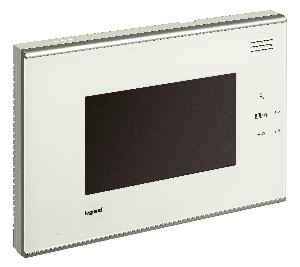 "Legrand Electricals DES LEGRAND VIDEO KIT COLOR 7"" WHITE-4WI"