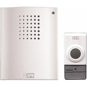 HPM Industries HPM WIRELESS DOOR CHIME