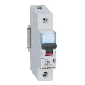Legrand ElectricalsMCB (TX3) 1P 63A  230/400V~