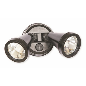 Nelson Lamps TWIN FLOODLIGHT FIXTURE G9 BLACK