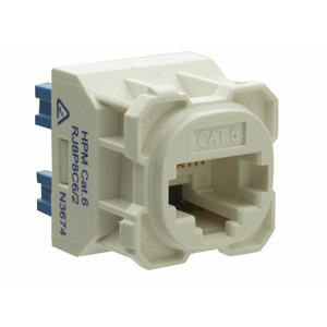 HPM Industries COMM SOCKET CAT6 RJ45 CLQ