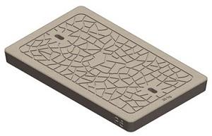 Key Plastics Telco Type P5 Pit Lid Nbn Middy S Mybranch