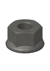 Ezy-Strut NUT FLANGE C/BORE 10MM HD