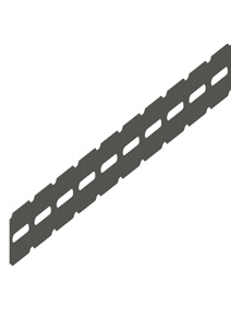Ezy-StrutRADIUS PLATE GB 2.4M