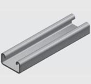 Ezy-StrutCHANNEL STRUT SLOT 41X21 H/D G/BOND 6MT
